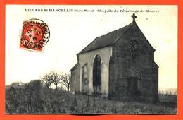 "CPA 52 Villars Saint Marcellin "" Chapelle Du Pelerinage De Montot / Montrot "" - Other Municipalities"
