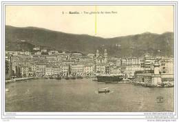 20.BASTIA.VUE GENERALE DU VIEUX PORT - Bastia