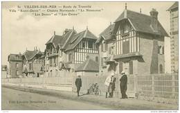 14 .N°38916 .villers Sur Mer. Villas - Villers Sur Mer
