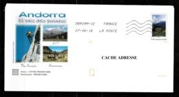Andorre Français : Prêt-à-poster. - Andorre Français