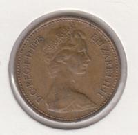 @Y@   Groot Brittanië   1 New Penny    1975   (4813) - Sonstige