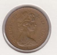 @Y@   Groot Brittanië   1 New Penny    1977   (4815) - 1902-1971: Postviktorianische Münzen