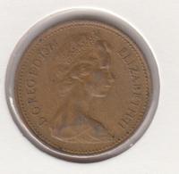 @Y@   Groot Brittanië   1 New Penny    1974   (4816) - 1902-1971: Postviktorianische Münzen