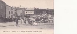 Durbuy: Le Marché Au Bétail. (1908) - Durbuy