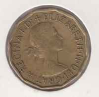 @Y@   Groot Brittanië   3  Pence 1961  (4818) - 1902-1971: Postviktorianische Münzen
