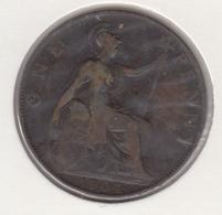 @Y@   Groot Brittanië   1 Penny   1904    (4821) - 1902-1971: Postviktorianische Münzen