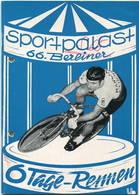 Berlin - Sportpalast - Programmheft 66. Berliner 6 Tage-Rennen 1970 - 84 Seiten Mit Vielen Abbildungen - Sport