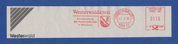 BRD AFS - Montabaur, Westerwaldkreis 1998 - Heraldik, Wappen