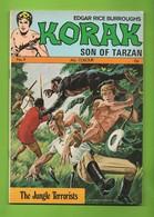 Korak, Son Of Tarzan # 9 - Top Sellers Ltd. - In English - 1972 - TBE/Neuf - Marvel