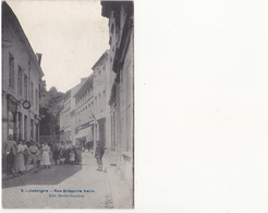 Jodoigne: Rue Grégoire Helin. (1908) - Geldenaken
