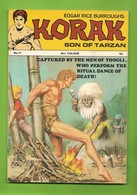 Korak, Son Of Tarzan # 11 - Top Sellers Ltd. - In English - 1972 - TBE/Neuf - Marvel