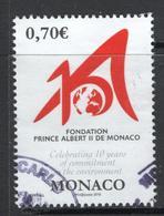 Monaco, Yv 3046 Jaar 2016,  Gestempeld - Monaco
