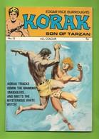 Korak, Son Of Tarzan # 12 - Top Sellers Ltd. - In English - 1972 - TBE/Neuf - Marvel