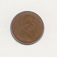 @Y@   Groot Brittanië   1/2 New  Penny   1971   (4826) - 1902-1971: Postviktorianische Münzen