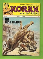 Korak, Son Of Tarzan # 13 - Top Sellers Ltd. - In English - 1972 - TBE/Neuf - Marvel