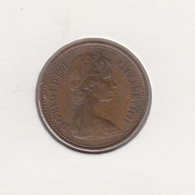 @Y@   Groot Brittanië   1/2 New  Penny   1971   (4827) - 1902-1971: Postviktorianische Münzen