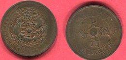 KIANGNAM  10 CASH ( Y 10K.9) TB 7 - China