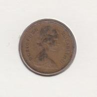 @Y@   Groot Brittanië   1/2 New  Penny   1971   (4828) - 1902-1971: Postviktorianische Münzen