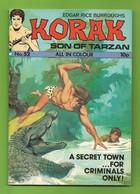 Korak, Son Of Tarzan # 52 - Top Sellers Ltd. - In English - 1975 - TBE/Neuf - Marvel
