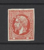 FRANCE  YT  Projet Bordes Essais Sans La Valeur  Sans Gomme *  1867 - France