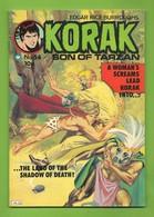 Korak, Son Of Tarzan # 54 - Top Sellers Ltd. - In English - 1975 - TBE/Neuf - Marvel