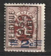Typo 252 - Préoblitérés