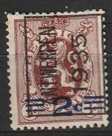 Typo 288 - Typos 1929-37 (Lion Héraldique)