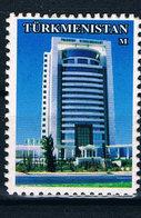 Turkmenistan 186 - Modernes Hochhaus In Aschgabat - Turkmenistan
