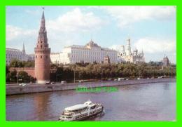 MOSCOU, RUSSIE - MOSKAU, KREML-KAI - V/O MESHDUNARODNAJA KNIGA - - Russie