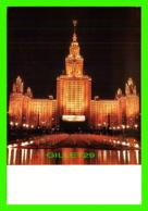 MOSCOU, RUSSIE - MOSKAU, UNIVERSITAT AUF DEN LENINBERGEN - V/O MESHDUNARODNAJA KNIGA - - Russie