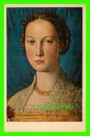 ARTS PEINTURE - PORTRAIT OF CONSTANZA DA SOMMAIA - BY AGNOLO BRONZINO 1503-1572 - - Peintures & Tableaux