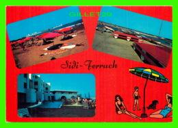 SIDI-FERRUCH, ALGÉRIE - 3 MULTIVUES - REAR - - Alger