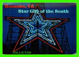 ROANOKE, VA - STAR CITY OF THE SOUTH - 100th ANNIVERSARY, ROANOKE'S VIRGINIAN RR STATION - - Etats-Unis