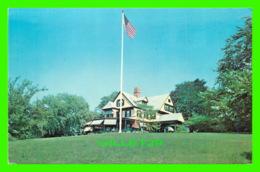 LONG ISLAND, NY - SINGAMORE HILL, OYSTER BAY - TOMLIN ART CO - - Long Island
