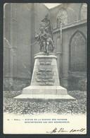 +++CPA - MOLL - MOL - Statue De La Guerre Des Paysans  // - Mol