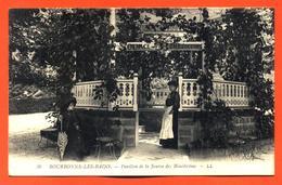 """CPA 52 Bourbonne Les Bains """" Pavillon De La Source Des Bénédictins """" - Bourbonne Les Bains"""