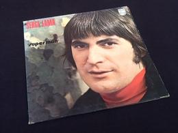 Vinyle 33 Tours  Serge Lama   Superman  (1971) - Vinyles
