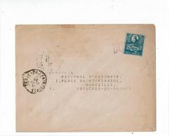 CTN55- PSEUDO ENTIER PNEU DUNLOP CIRCULE PARIS/ MARSEILLE JUIN 1923 - Postal Stamped Stationery