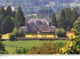 Château De Bity (19 - Corrèze) - Propriété De M. Et Mme Jacques Chirac - Autres Communes