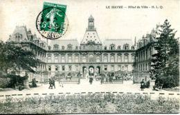 N°69383 -cpa Le Havre - L'hotel De Ville- - Other