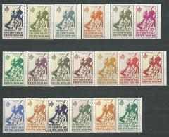 AOF  N°  4/22  **  TB  5 - Unused Stamps