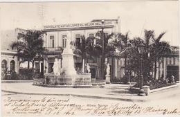 HABANA- Albear Square - Cuba