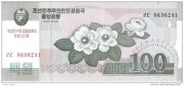 North Korea - Pick New - 100 Won 2002 - 2009 - Unc - Commemorative - Corea Del Norte