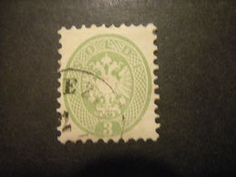 1864-65, 3 S Verde Usato, Occsione, Perfetto. N. 42 - Lombardo-Venetien