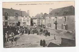 BAZOUGES LA PEROUSE - PLACE DE LA MAIRIE - 35 - France