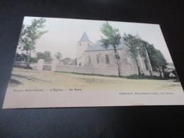 Boucle Saint Blaise, De Kerk - Zwalm