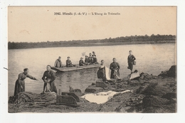 IFFENDIC - L'ETANG DE TREMELIN - 35 - France