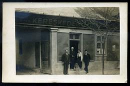 NAGYTÉTÉNY 1922. Régi Fotós Képeslap  /  1922 Photo Vintage Pic. P.card - Hungary