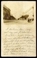 KESZTHELY 1899. Régi Képeslap. (Vorlaufer, Típusát Tekintve Az Egyik Legrégibb Balaton Lap!)  /  1899 Vintage Pic. P.car - Hungary