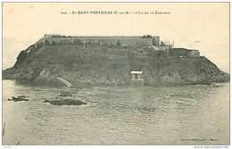 22 . N° 40842 . St Quay- Portrieux. L Ile De La Comtesse - Saint-Quay-Portrieux